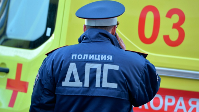В результате ДТП под Ростовом пострадали четверо детей