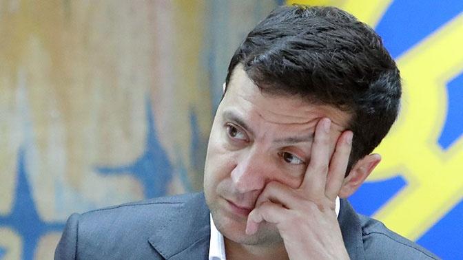 Зеленский назвал условие для своей отставки