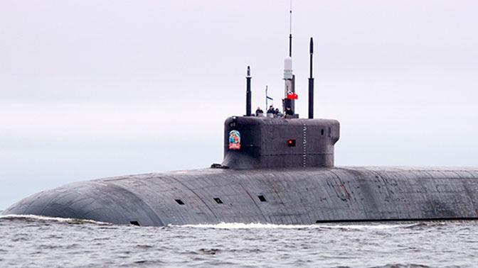 Атомную подлодку «Князь Владимир» передадут флоту в 2020 году