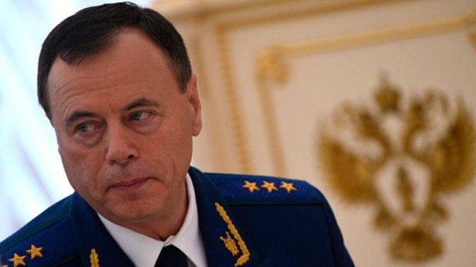 СМИ: первый замгенпрокурора Буксман подал в отставку
