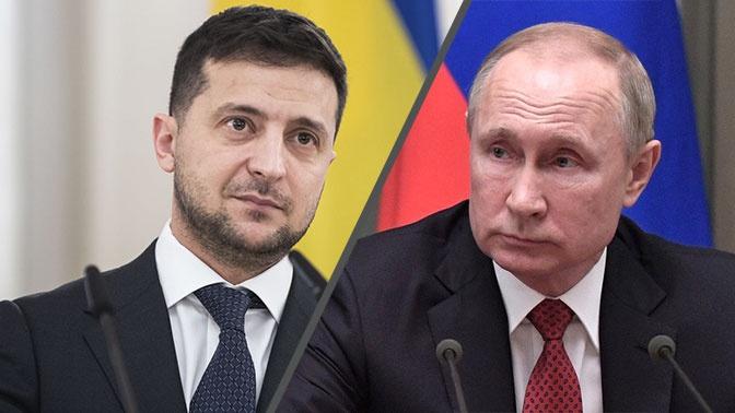 Песков: Путин и Зеленский в любой момент могут договориться о встрече
