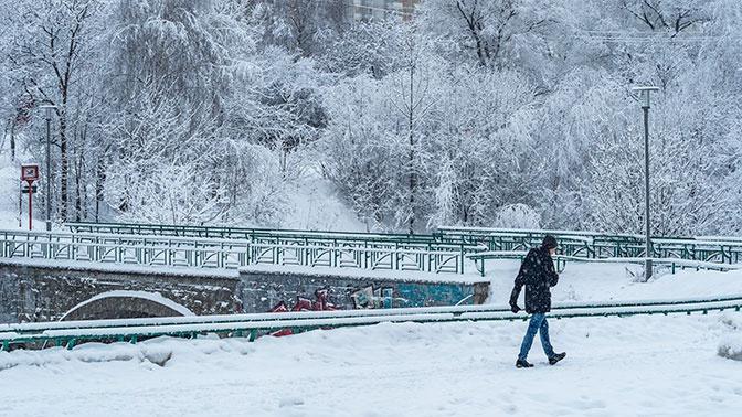 Россиянам пообещали зиму в феврале