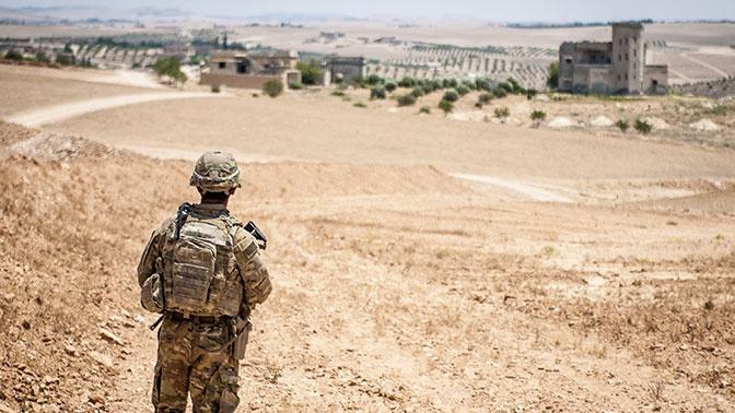 В Минобороны рассказали о «перехвате» США российской колонны в Сирии