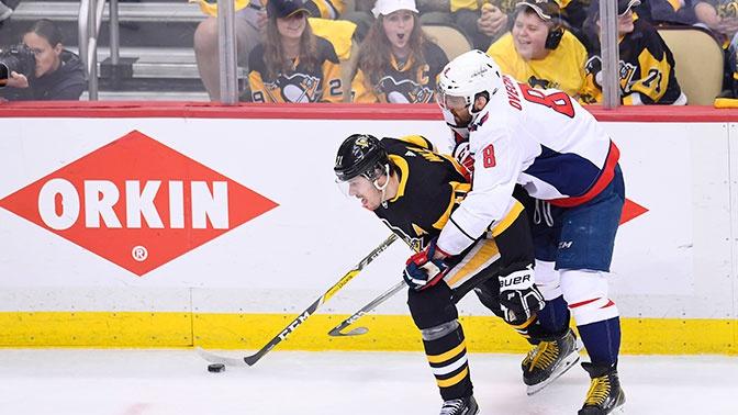 Овечкин и Малкин включены в сборные десятилетия по версии НХЛ