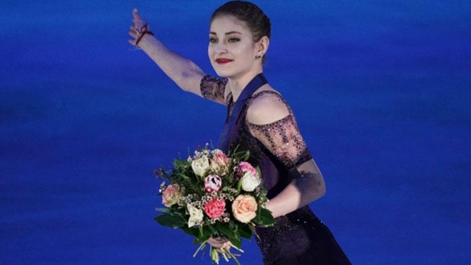 Фигуристка Косторная прокомментировала свою победу на чемпионате Европы