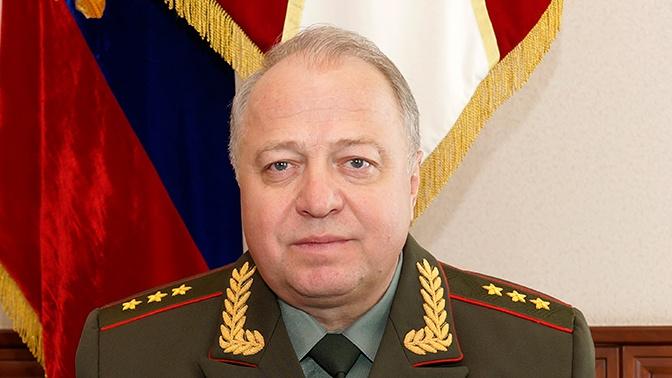 Путин назначил первого заместителя директора Федеральной службы войск национальной гвардии РФ