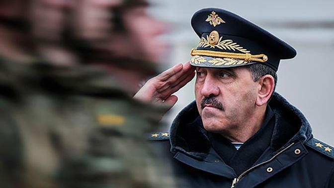 Евкуров проверил состояние военных объектов на аэродроме «Кубинка»