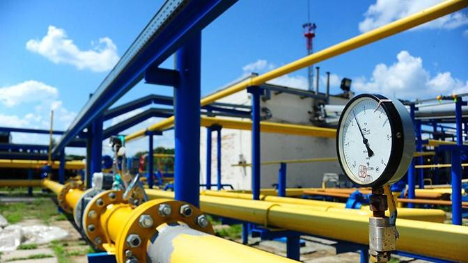 Пять крупнейших месторождений газа на Украине оказались на грани истощения