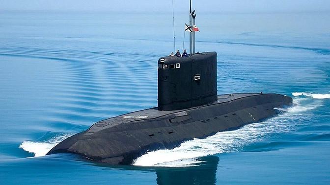 Подводные лодки проекта 636 «Варшавянка»