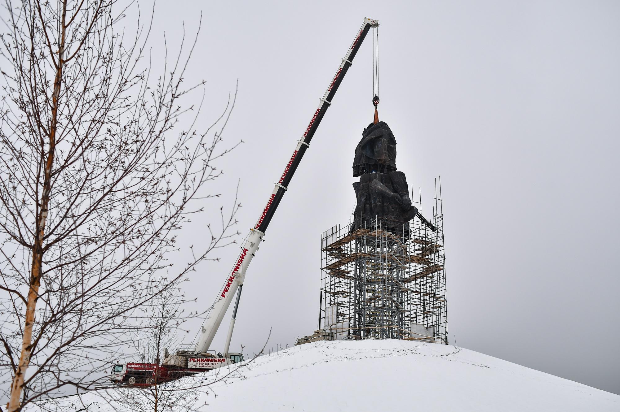 Мемориал Советскому солдату откроется в мае 2020 года - к 75-летию Победы в Великой Отечественной войне.