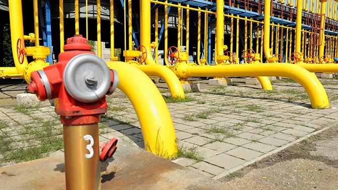 На Украине заявили об истощении газовых месторождений