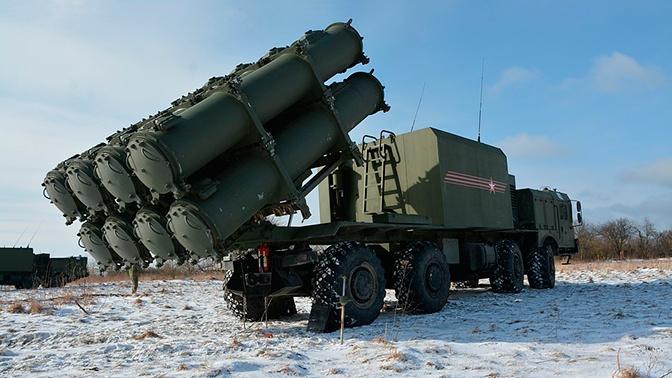 Каспийскую флотилию усилили береговым ракетным комплексом «Бал»