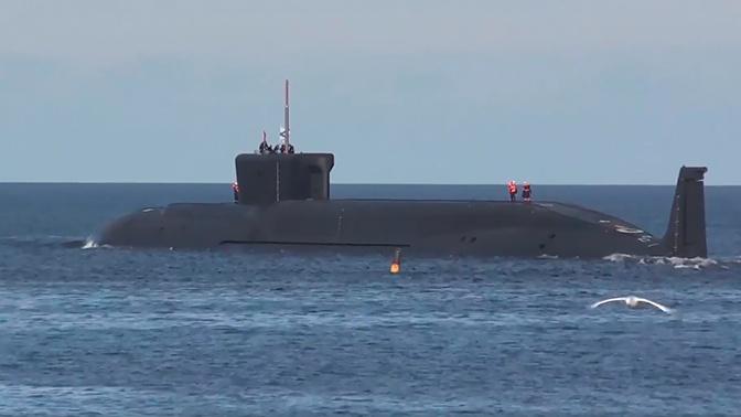 Американские СМИ назвали пять самых мощных подводных лодок мира