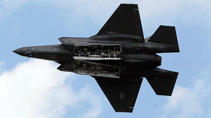 Польша подписала контракт с США на приобретение истребителей F-35