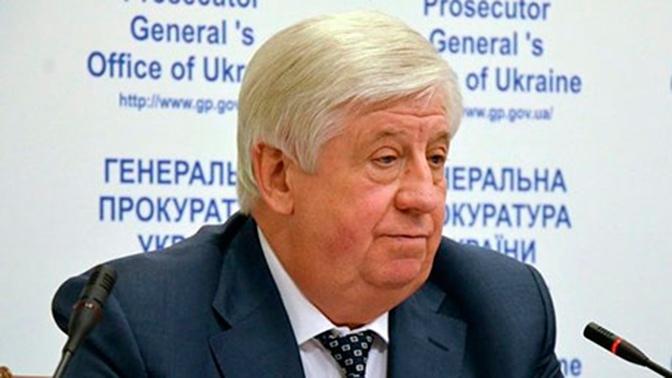 Бывший генпрокурор Украины заявил о возможной причастности Джо Байдена к попытке его отравления