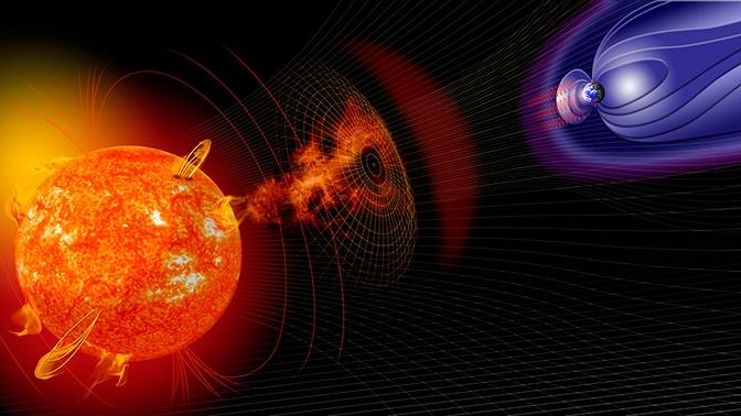 Ученый рассказал, почему не стоит бояться магнитных бурь