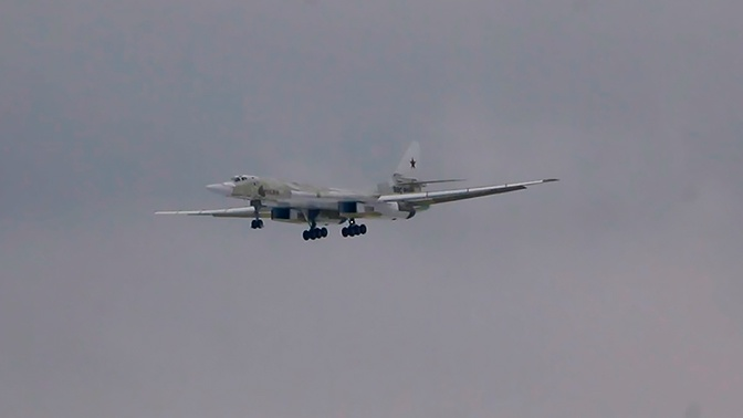 В «Туполеве» сообщили о первом испытательном полете модернизированного Ту-160М