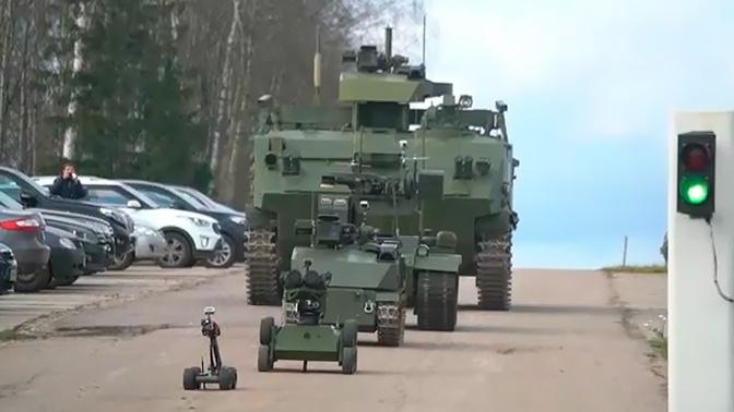 Великолепная пятерка боевых роботов: на что способно семейство «Кунгас»