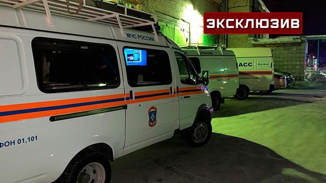«Откапывали людей голыми руками»: очевидец об обрушении крыши в новосибирском кафе