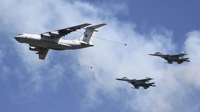 В Минобороны РФ впервые огласили планы по новейшему самолету-заправщику Ил-96-400ТЗ