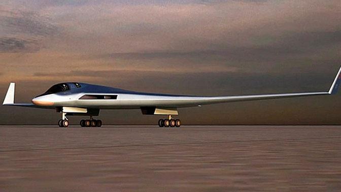 Минобороны РФ подписало контракты для производства новейшего бомбардировщика ПАК ДА