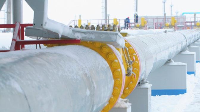 В «Нафтогазе» рассказали о количестве перекаченного российского газа по территории Украины