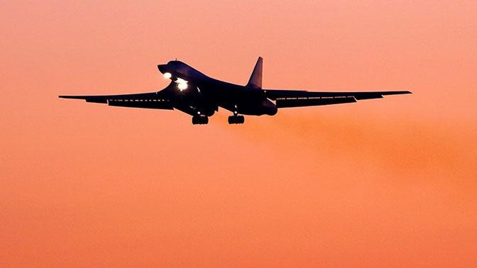 Минобороны РФ: первый полет Ту-160М2 состоится в 2021 году
