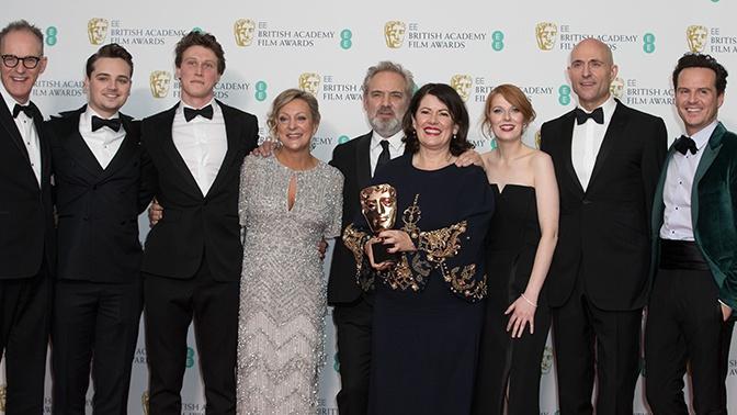 Военная драма «1917» признана лучшим фильмом премии BAFTA