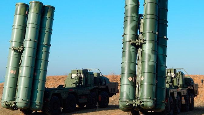 Производство С-400 для Индии началось в России