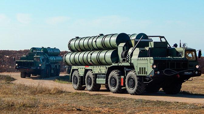 Россия начала производство С-400 для Индии