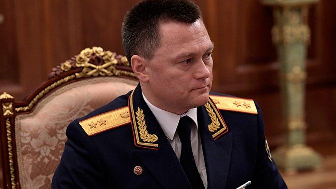 Путин присвоил Краснову чин действительного государственного советника юстиции