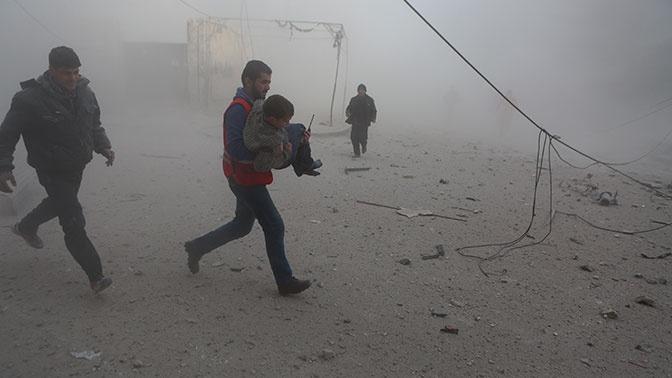 В Британии заявили, что для инсценировки химатаки в Думе людей убили в газовой камере