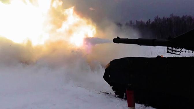 Новый танк Т-90М «Прорыв» успешно прошел госиспытания