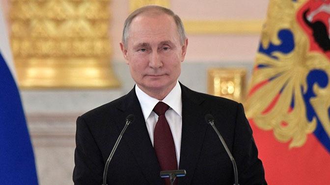 Путин вручит премии президента РФ молодым ученым в Кремле