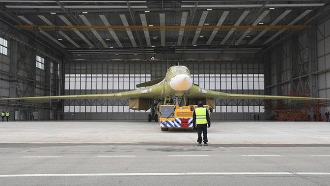 Дальность полета ракетоносцев Ту-160М и Ту-160М2 увеличится на 1 тыс. км
