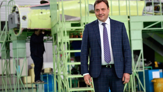 Назначен новый гендиректор компании «Сухой»