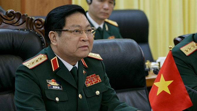 Министр обороны Вьетнама и замглавкома ВМФ РФ обсудили перспективы ВТС