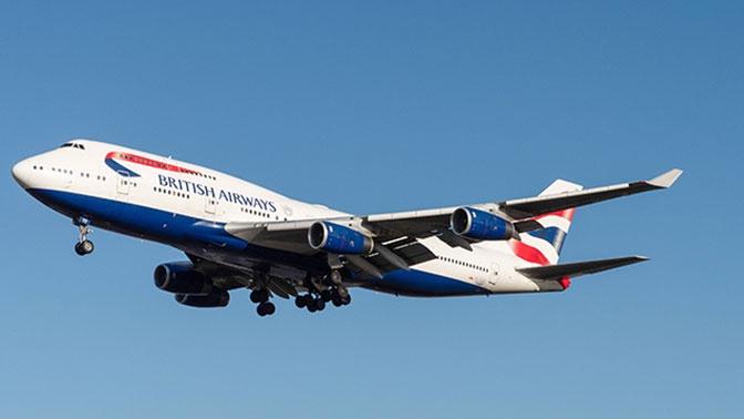 Самолет побил рекорд перелета через Атлантику благодаря шторму