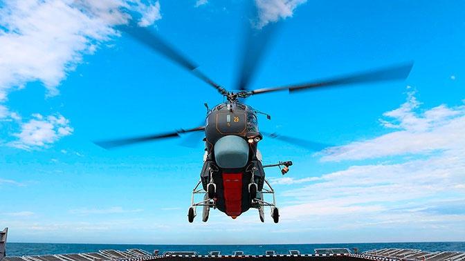 Разработку новейшего палубного вертолета «Минога» могут начать в этом году