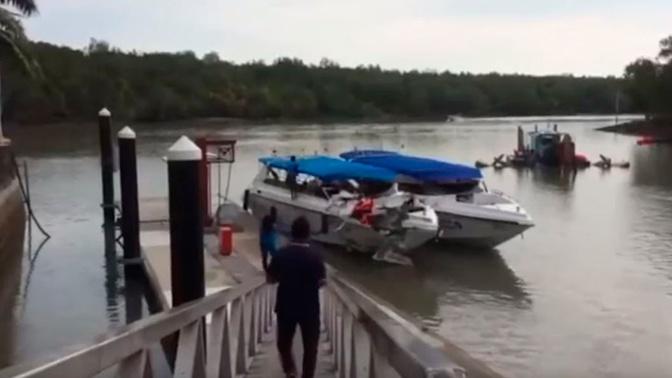 Названы сроки доставки тел погибших в Таиланде детей в Россию