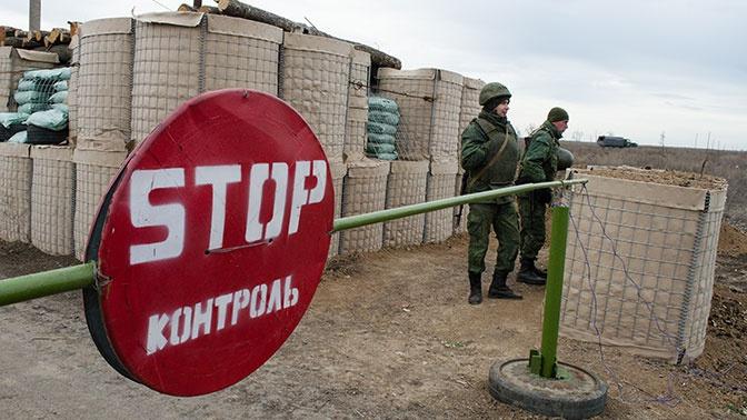 Сторонник Зеленского предложил обменять воду для Крыма на уступки по Донбассу