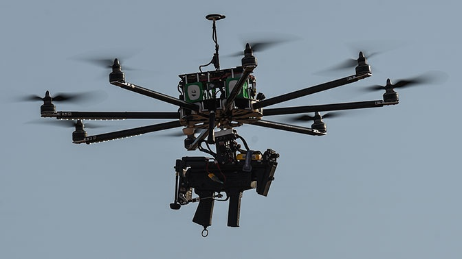 Беспилотникам официально разрешили летать в зоне видимости оператора