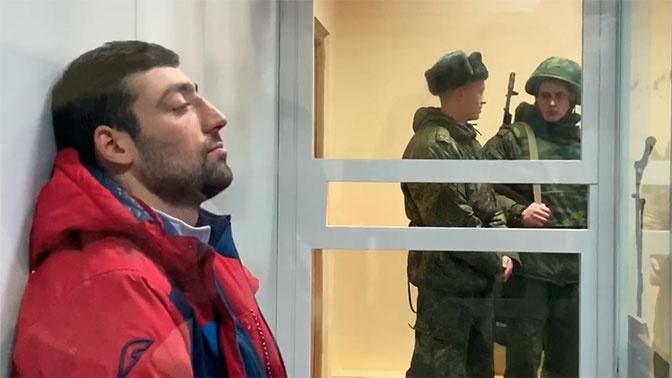 Боксеру Кушиташвили предъявлены обвинения по двум статьям УК РФ