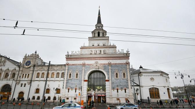 Cнаряд времен ВОВ обнаружен на почте при Казанском вокзале