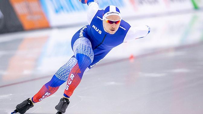 Кулижников взял золото на ЧМ в Солт-Лейк-Сити с новым мировым рекордом