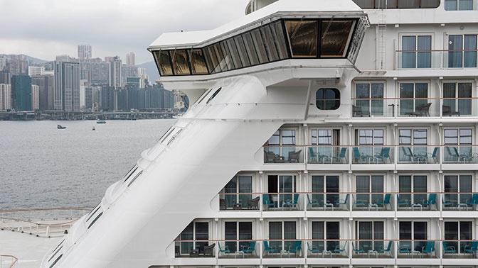В посольстве РФ в Японии рассказали о самочувствии россиян на борту Diamond Princess