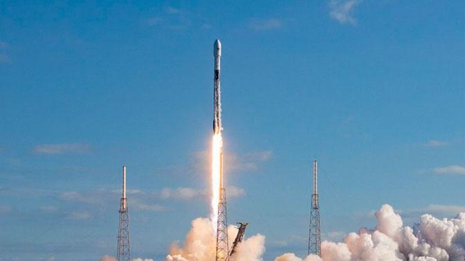 Многоразовая ступень Falcon 9 рухнула в океан