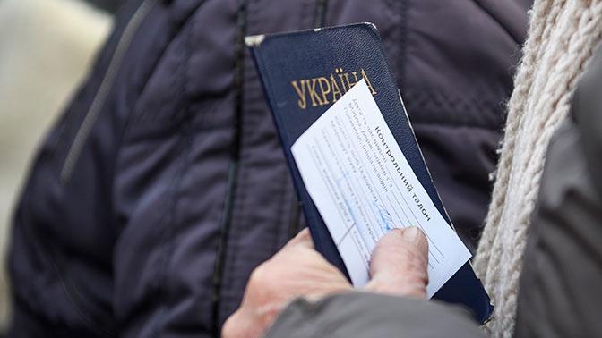 Внутренние украинские паспорта продолжат действовать в России после 1 марта