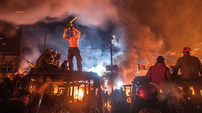 «Взрыв бомбы был сигналом»: очевидец о первых минутах Майдана
