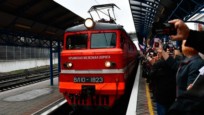 Расширяя географию: поезда «Таврия» начнут ходить по новым маршрутам